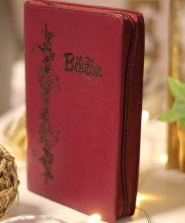 - Biblie de lux Model floral