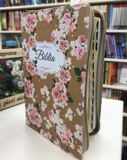 - Biblie Model floral 4