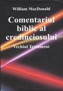 - Comentariul biblic al credinciosului- Vechiul Testament, de William MacDonald
