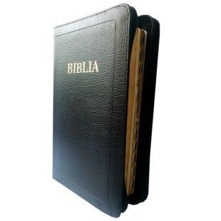 - Biblie medie lux - negru
